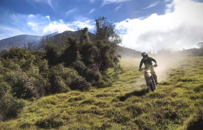 Aventure Tour du Costa Rica Enduro