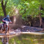 Tour de dirt bike Jungle