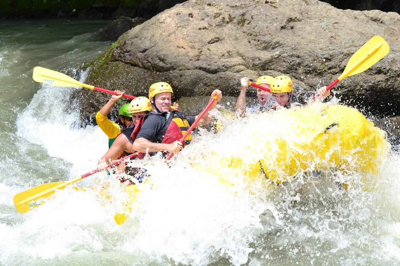 White water rafting Adventure tour