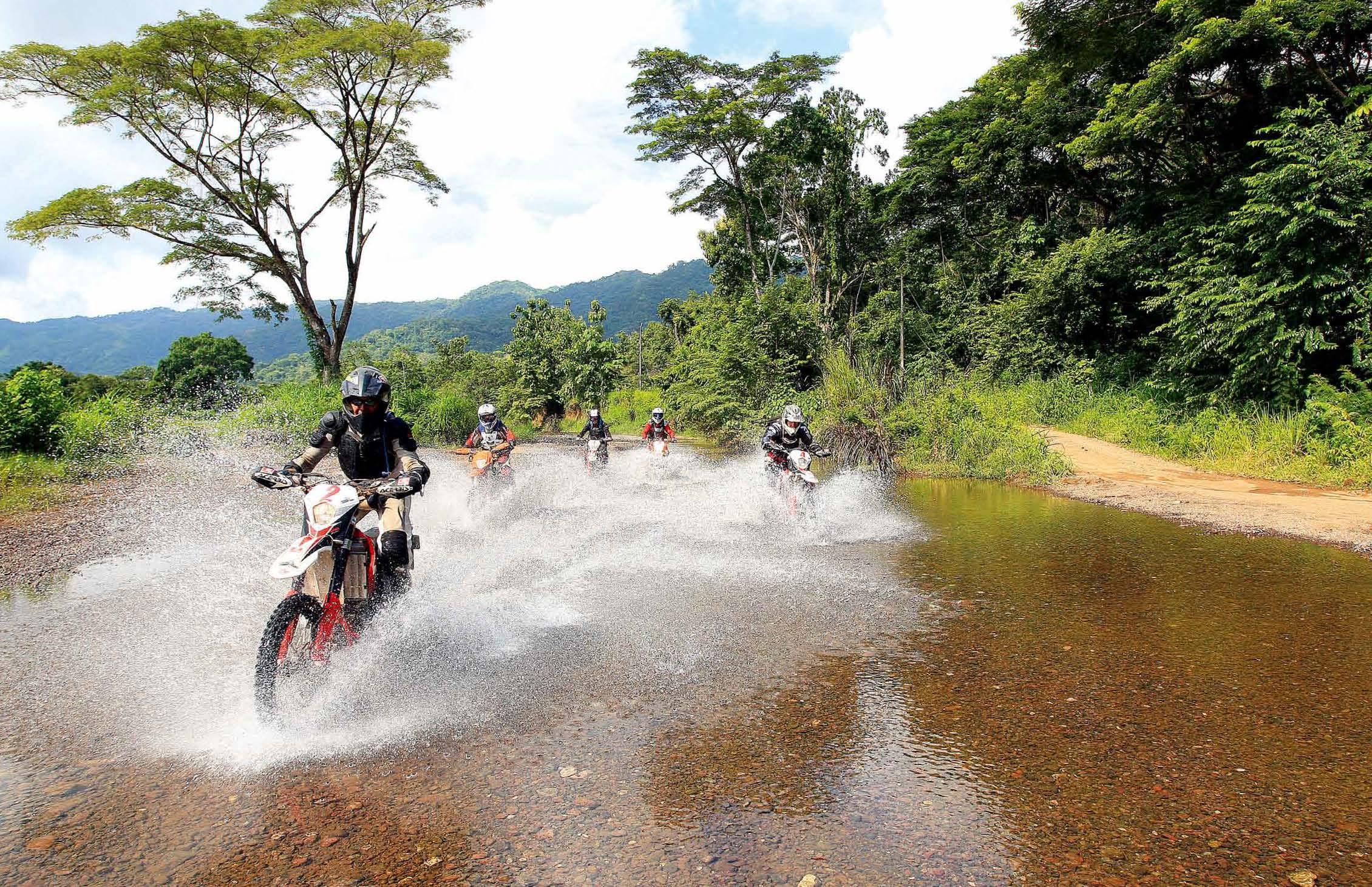 Aventure Rando Tout Terrain au Costa Rica