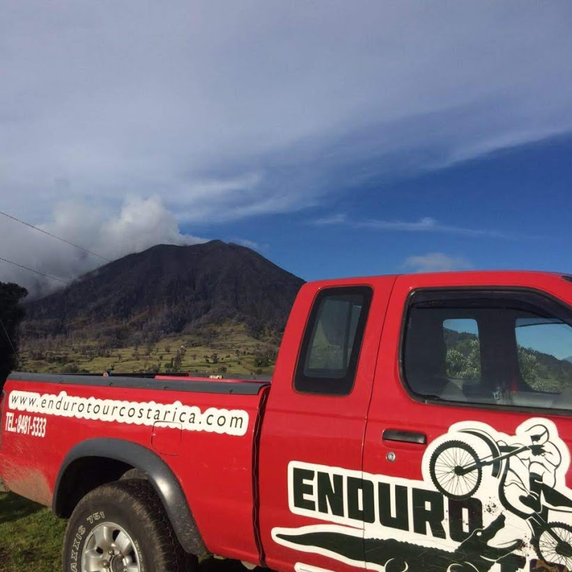Volcan Arenal Enduro Tour Costa Rica Truck