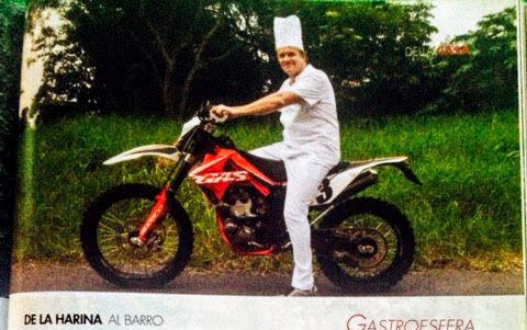 Christophe Eliet - Enduro Tours Costa Rica